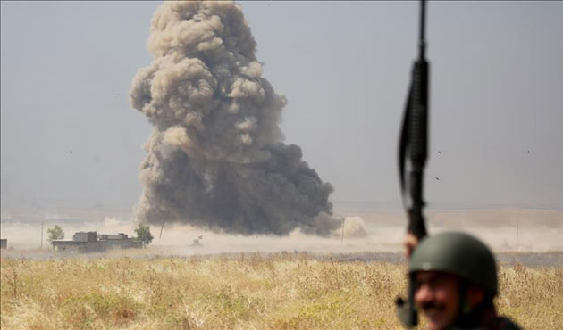 24 people killed in N. Iraq clash with ISIL