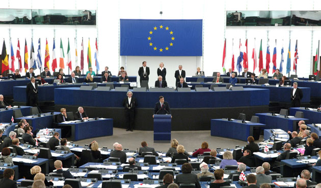 'European Parliament PKK ban must be carried out fully'