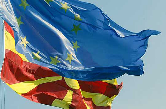 Macedonia has 'no time to waste' in forming govt: EU
