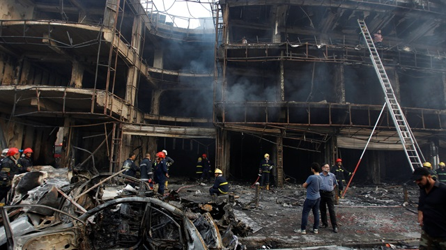 2 peshmerga forces killed in Iraq suicide bombing