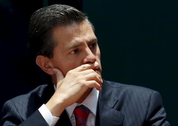 Mexican president condemns Trump's wall plan