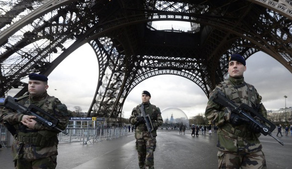 France's 2016 spent in shadow of terror attacks