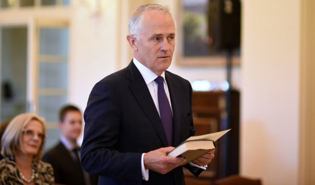 Australia PM in minority after 2nd deputy quits in citizenship row