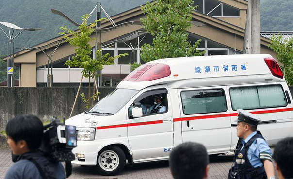 At least 19 killed in knife attack near Tokyo