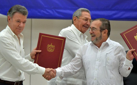 Colombia, FARC reach deal to end war