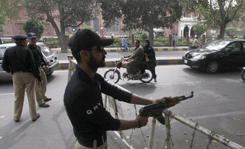 Police killing of young man sparks outrage in Pakistan