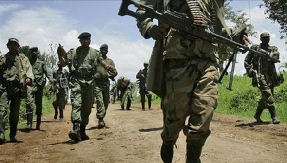 101 Congolese rebels arrested in Uganda on way to DRC