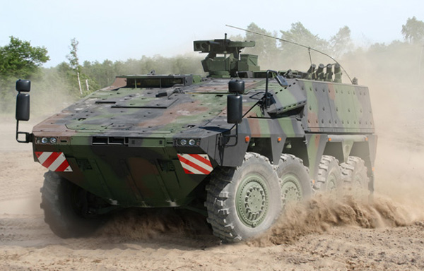 Lithuania and Germany's sign major arms deal