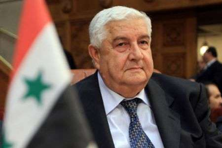 Syrian FM arrives in Iraq for talks