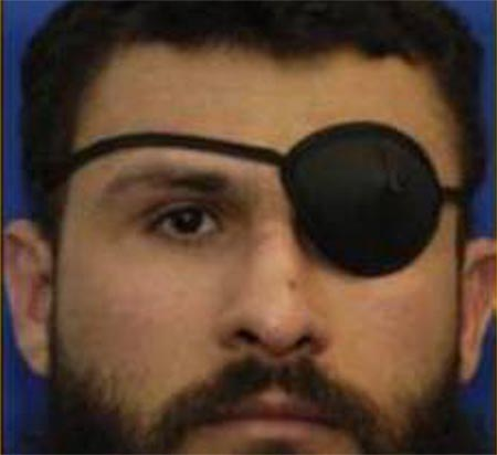 Guantanamo detainee seen for first time in 14yrs