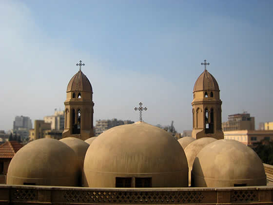 Egypt govt approves bill for building churches