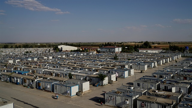 Turkey to build refugee cities on security-zone