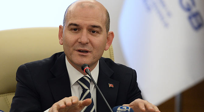 Interior minister vows to clear Turkey of FETO 'plague'