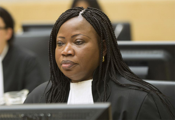 ICC sends mission to DR Congo to urge 'restraint'
