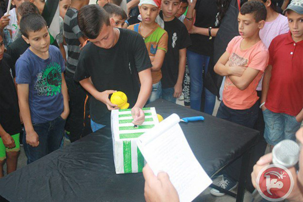 Palestinian kids fundraise to help pay Celtic UEFA fine