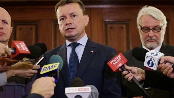 Polish ministers in urgent UK visit after racist attacks