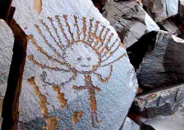 Saimaly-Tash Petroglyphs, treasures of ancient Turkic history