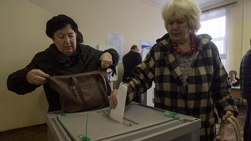 Russia declares official results of parliamentary polls