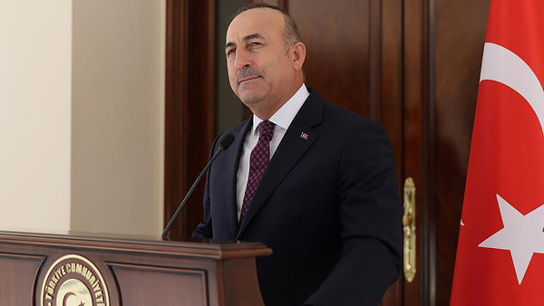 Turkish foreign minister eyes better ties with China