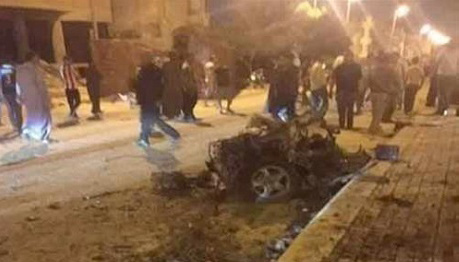 Militant group claims attack on Egypt prosecutor