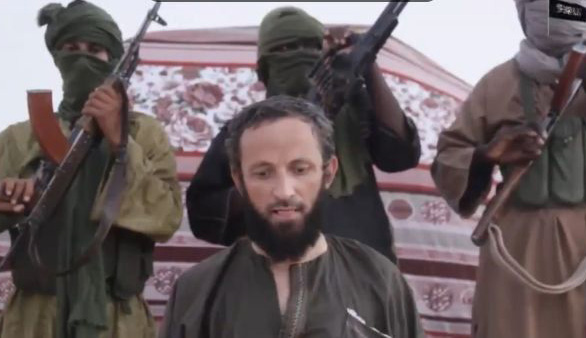 Romanian held by Qaeda-linked fighters demands release