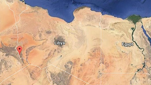 Sites linked to militia group targeted in central Libya