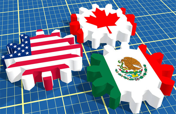 Progress made on NAFTA as sixth round ends