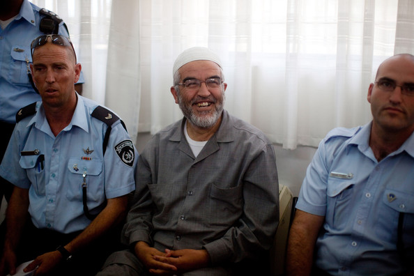 Israeli court postpones verdict on Raed Salah's release