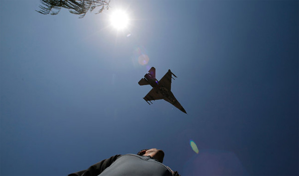Qatar, UK sign fighter jet deal