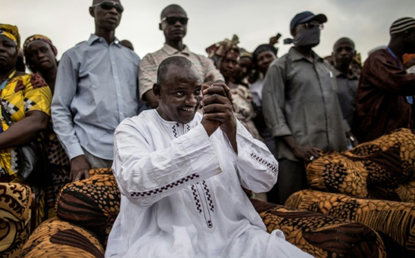 Gambia: Deal with Jammeh angers Barrow's supporters