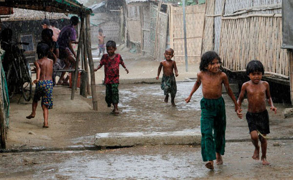 60 Rohingya born in refugee camps every day