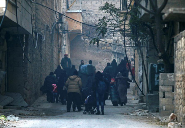 Russia seeks UN backing for Syria truce