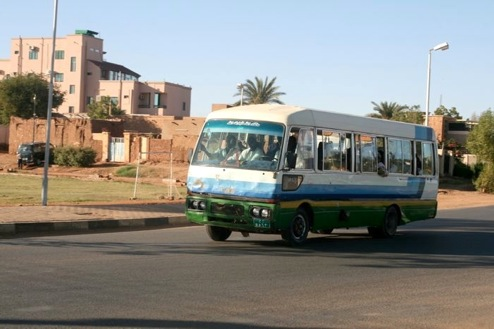 Buses ferry workers as Sudan 'sit-at-home' strike fails