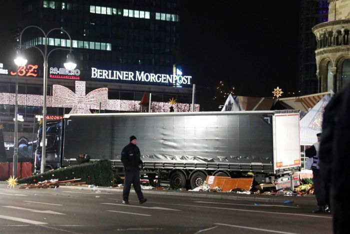 Germany: Christmas market incident was probable attack