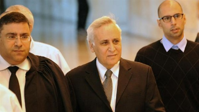 Israel releases ex-president jailed in 2011