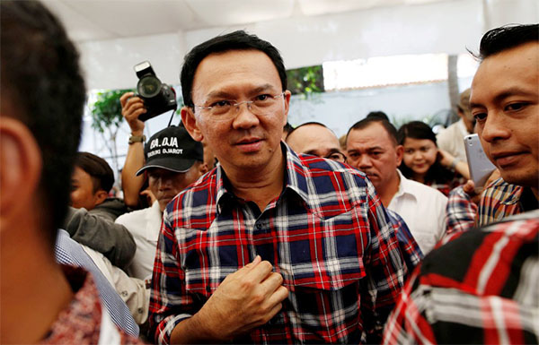 Court to proceed with Jakarta governor blasphemy trial