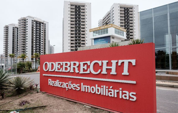 Panama bars Odebrecht from tenders after bribe allegations