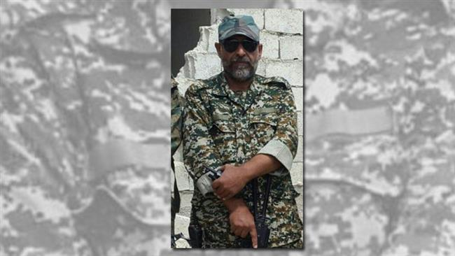 Iranian commander killed in Syria fighting