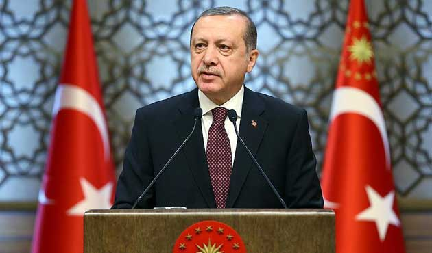 Erdogan offers condolences to Iraq-Iran quake victims