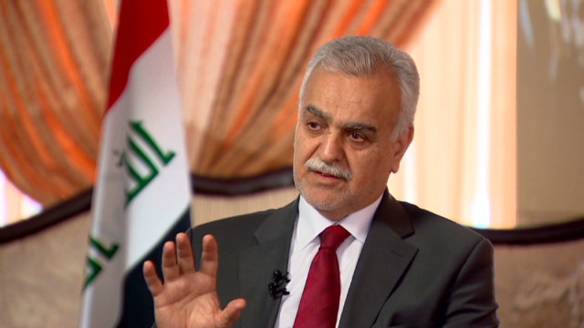 Lawyer for former VP found dead in eastern Iraq
