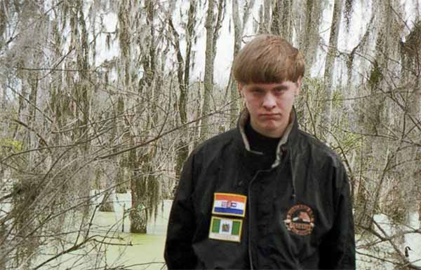 US church shooter wore racist symbols at trial: FBI agent