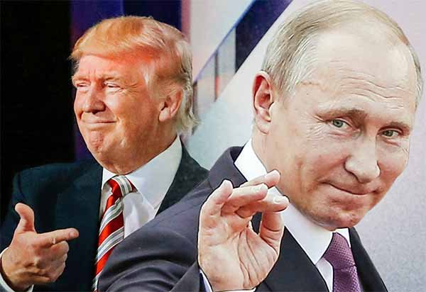 Intel report says Putin ordered hacking to help Trump