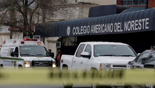19 dead in clash with Mexican police