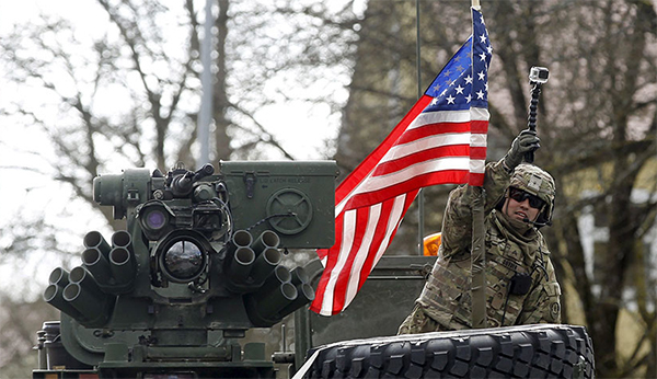 Estonia, Lithuania to allow US troop deployments