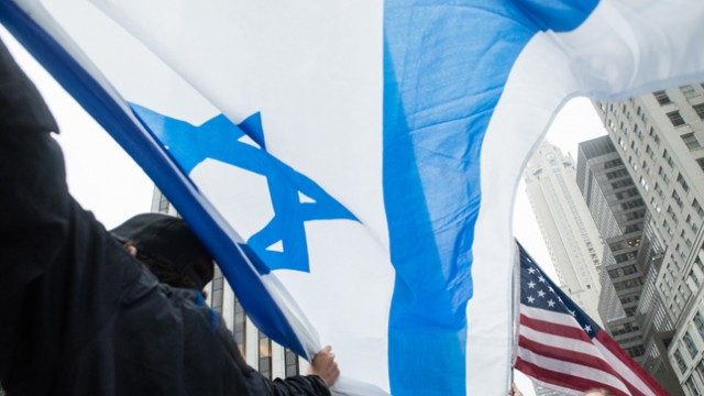 How Israel Divides the West
