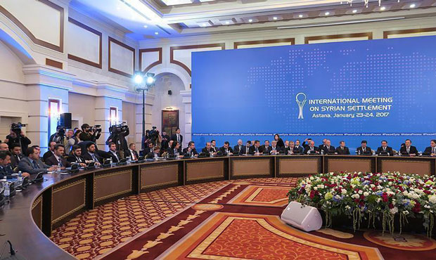 Turkey after Astana, Syria and global interplay