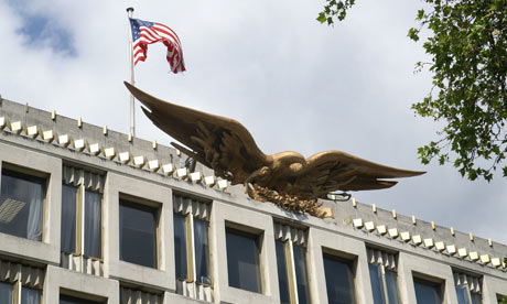 US embassy in London cancels visa appointments