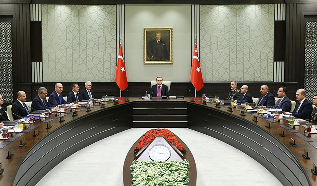 Turkey convenes 2017 first national security meeting