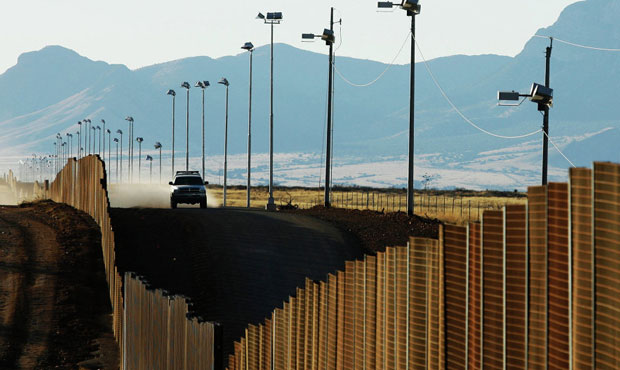 US official hopes Trump border wall finished in two years