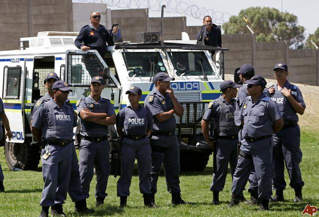 Three Somalis killed in S. Africa overnight: Police